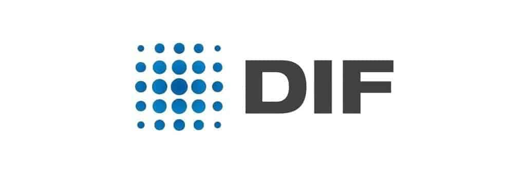 dif decentralized identity foundation logo