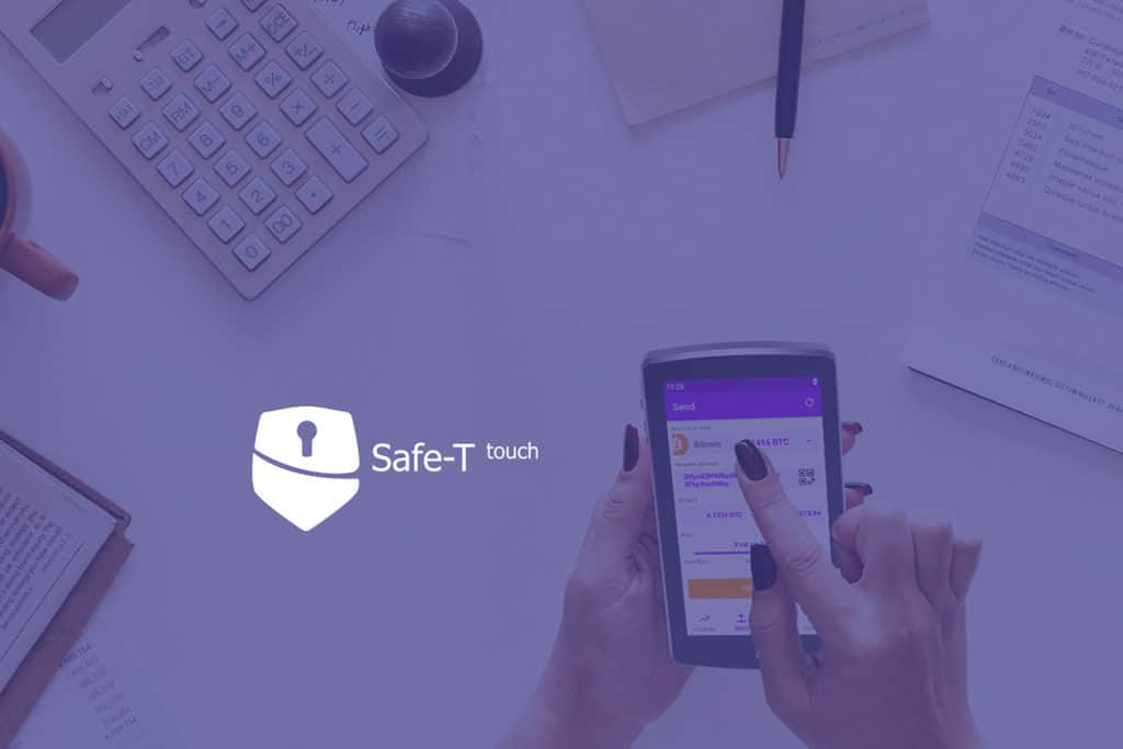 Blockchain Foundry is the North American exclusive distributor for the ARCHOS Safe-T Touch