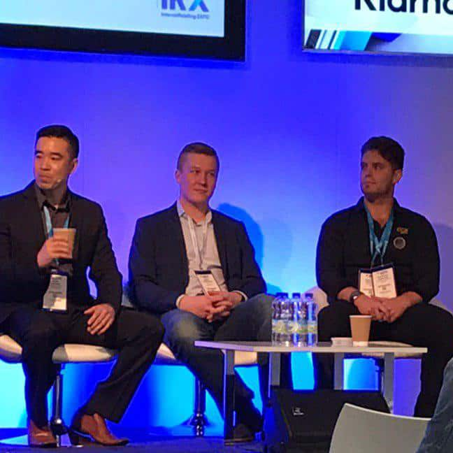 IRX 2019 Panel: moderated by Creative Director of Coinpayments, Christina Succurro, dubbed ?Cryptocurrency adoption ? an insight into the growth of the global cryptocurrency ecosystem? members of the panel included Operations Lead of Coinpayments Sean Mackay, COO of Coinmotion Sampo Hyv?rinen and AGX Pay Ambassador Nicholas Prouten.