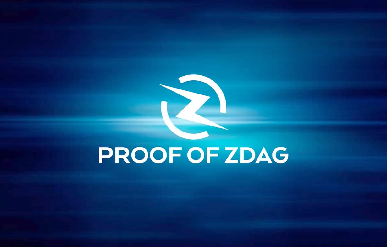 Proof of Z-DAG with Syscoin Spark video